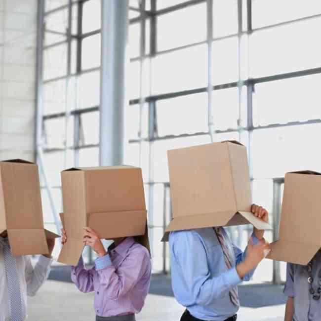 Офисный переезд: роль грузчиков в процессе