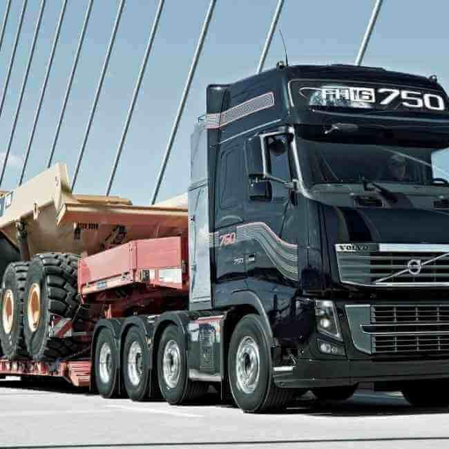 Такелажные работы - Перевозка негабаритных и тяжеловесных грузов